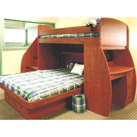 L Shaped Bunk Beds With Storage L Shaped Bunk Bed With Desk And Storage