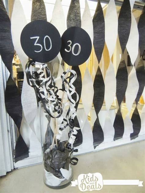 8 best 30th birthday party images on pinterest 30th