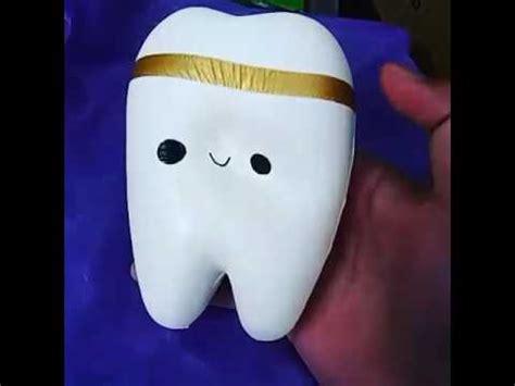 Squishy Gigi I Teeth Licensed i teeth squishy review only 56 second