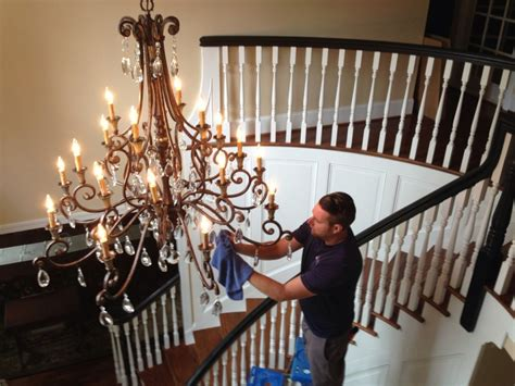 Chandelier Cleaning Showroom Awarded 1 In Charlotte Nc Cleaning Chandeliers