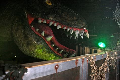 Erebus Pontiac by Erebus Haunted Attraction Offers Skillful Screams To