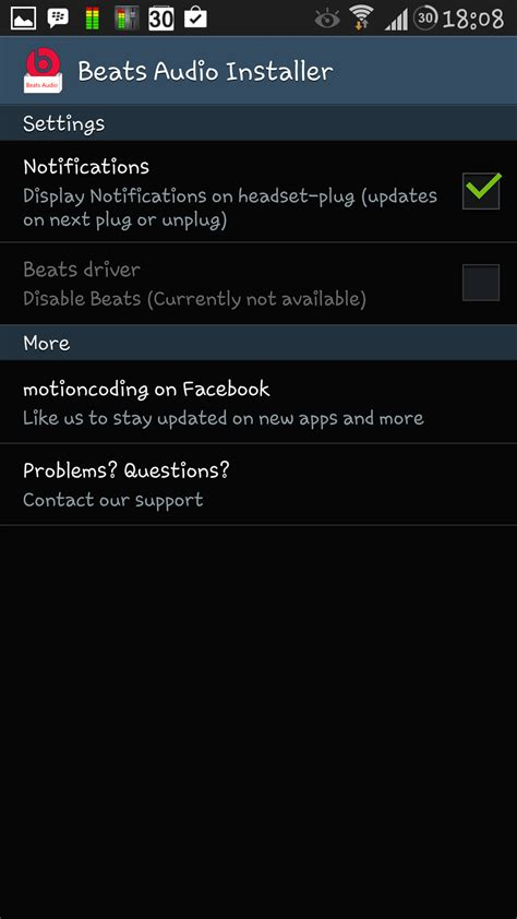 beats audio installer apk updated techbeasts - Beats Audio Apk