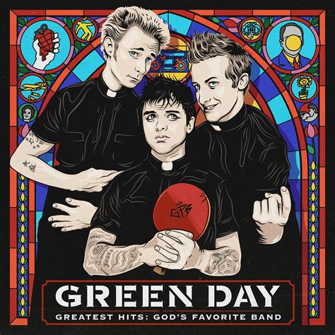 Green Day green day greenday