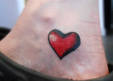 two heart tattoo designs tattoos for design ideas for guys