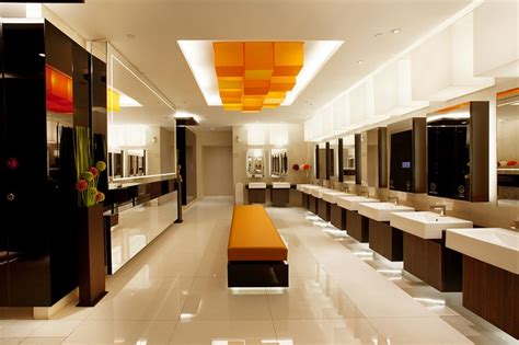 washroom ideas find this pin and more on bathrooms shopping mall restroom google 検索 卫生间 pinterest