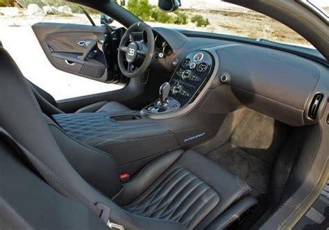 bugatti interni foto bugatti veyron supersport interni