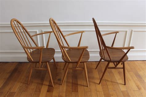 Vintage Ercol Dining Chairs Set Of 8 Ercol Dining Chairs Vintage Nicechairs