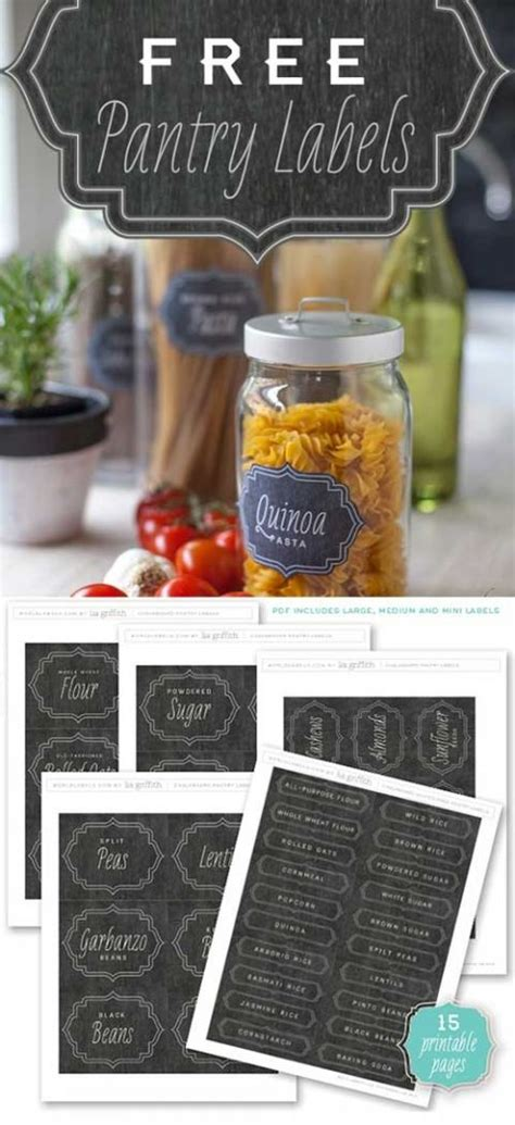 badd kitchen jar labels 22 creative decorative uses for mason jars jars