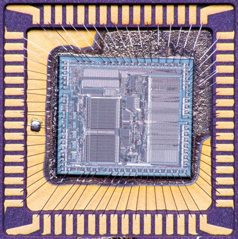 transistor and integrated circuit cpus s mit technology review