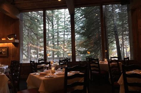 tree room at sundance the tree room at sundance is a secluded beautiful restaurant