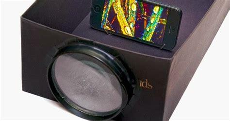Proyektor Untuk Nonton Bola cara membuat proyektor untuk handphone android kupingkenyel