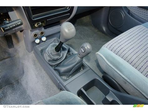 1999 Toyota Tacoma Interior by 1999 Toyota Tacoma Limited Extended Cab 4x4 Transmission