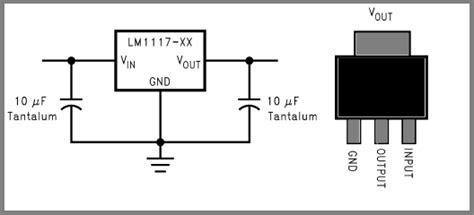 Ams1117 25v Regulator crank generator