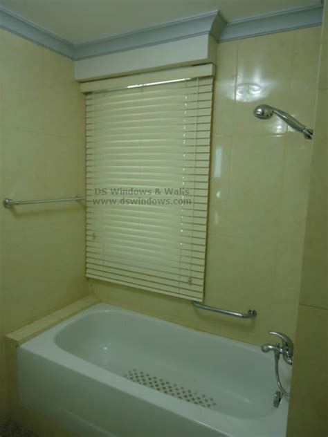 best type of blinds for bathrooms wood blinds pvc type for the bathroom pasay city