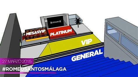 imagenes de zona vip consulta el plano del auditorio municipal para la compra