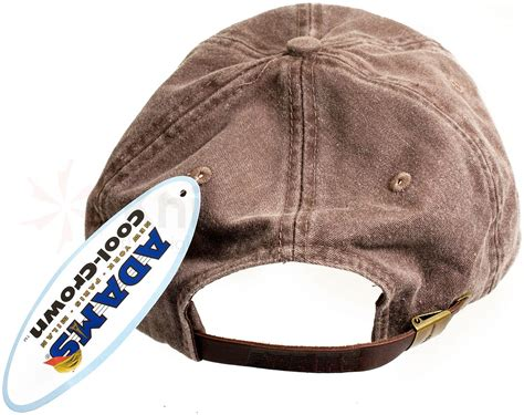 knifecenter top quality cool crown cap by brown