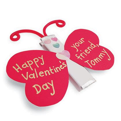 valentines for to make s day card with