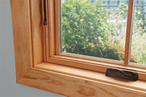 glass on wood essence series 174 wood windows milgard windows doors