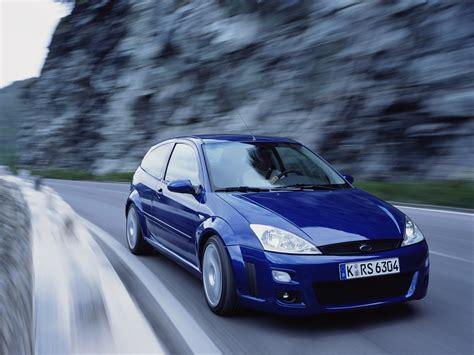 ford focus rs specs    autoevolution