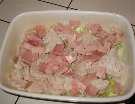 ham and chicken recipes chicken and ham pie recipe step by step pictures