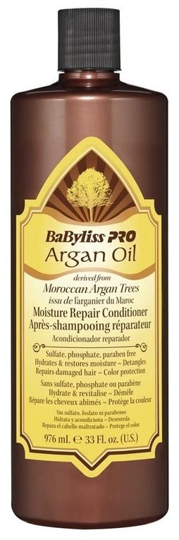 BaByliss Pro Argan Oil Shampoo / Conditioner Reviews