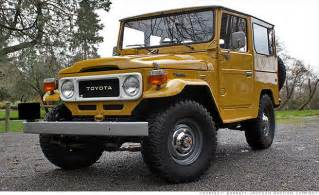 1960 1984 toyota land cruiser suvs become collectibles