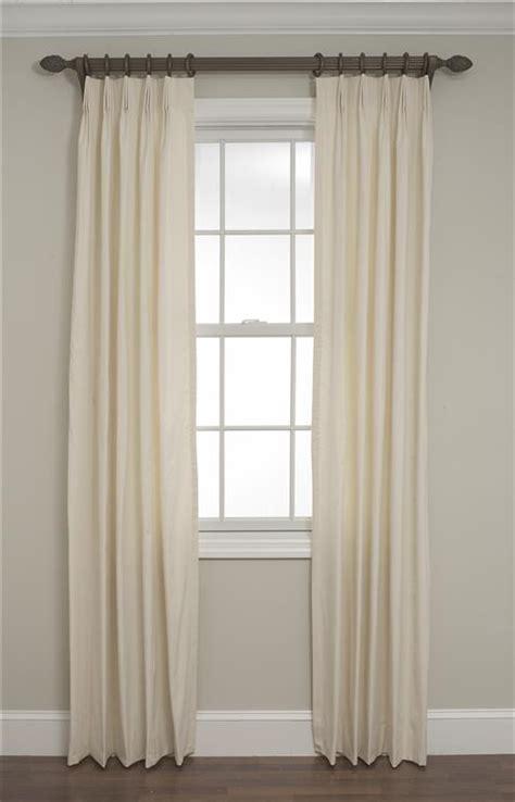 fan pleated drapes calico fan pleated drapes