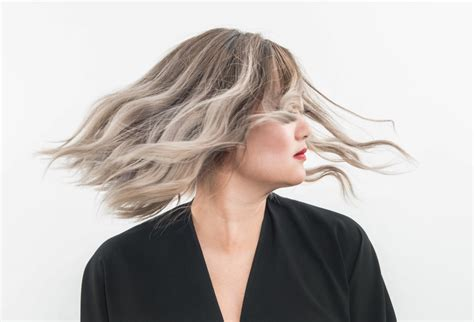 why have i gor grey hair in my 30s what you should know before dyeing your hair gray