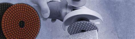 Keramik Schleifen Polieren by Diamant Boden Polierpads 125 Beton Trocken Diatools