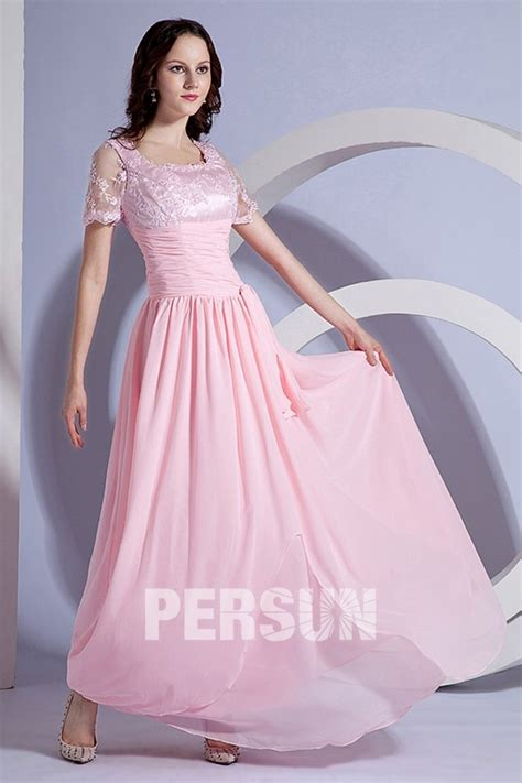 Cc Dress Lace Square simple chiffon square neck lace ruching of the