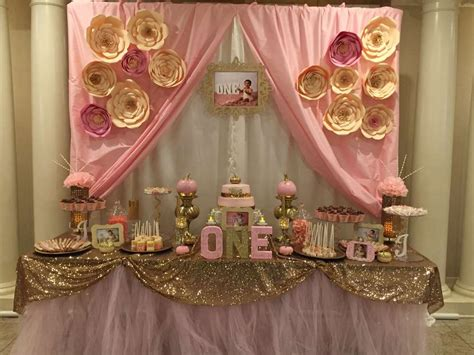 party themes gold pink gold birthday party ideas pink gold birthday