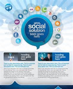15 social media flyers free psd ai eps format