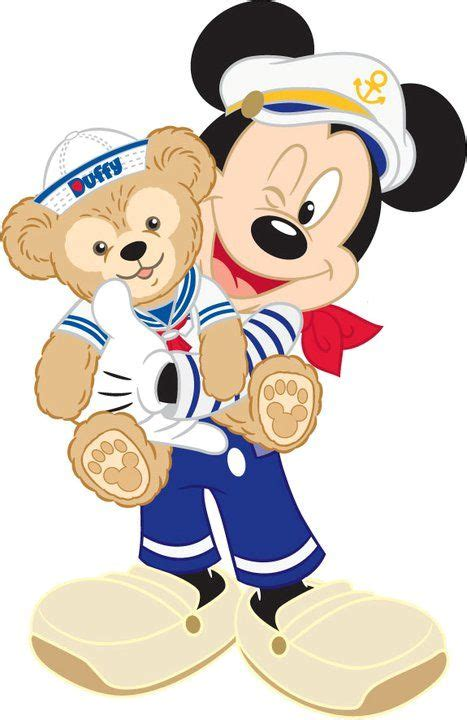 Jesica Mickey Navy mickey mouse and duffy disney