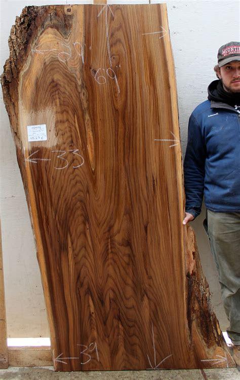 one wide board elm wood elm wood slab live edge wide board