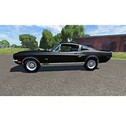 Ford Mustang Shelby Eleanor 1967 For BeamNG Drive