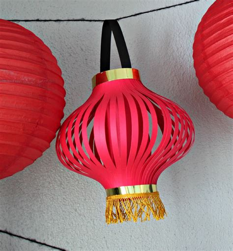 How To Make A Paper Lantern - s pastiche new year lanterns