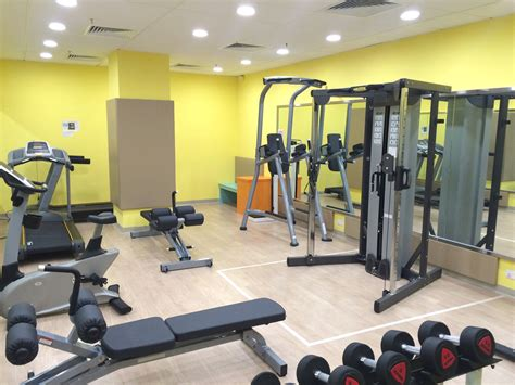 fitness room the open of hong kong fitness room