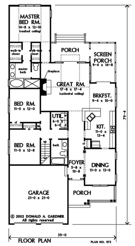 gardner floor plans 19 best don gardner house plans images on pinterest house