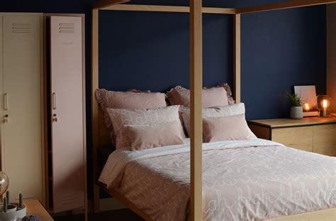 Blush Pink Comforter by Blush Pink Duvet Set Blah Blah Print Bed Company