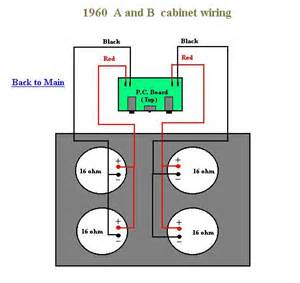 1960a speaker wiring problem harmony central