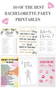 10 bachelorette party and bridal shower games amp free printables