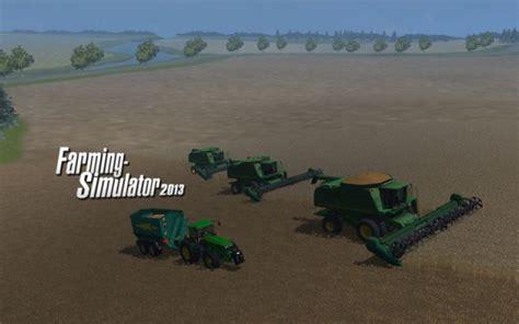 european ls in usa us land map ls2013 mod for farming simulator 2013 ls