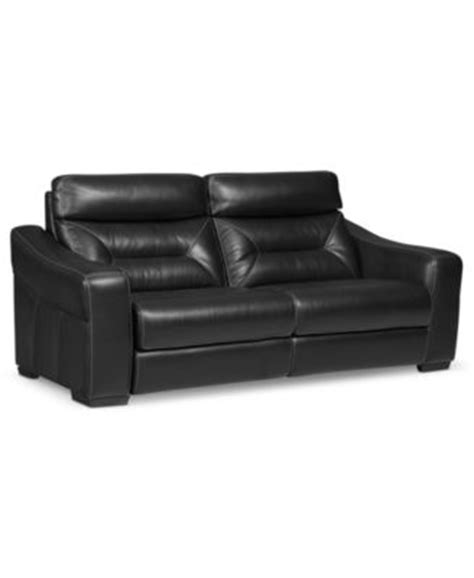judson sofa judson leather dual power reclining loveseat furniture