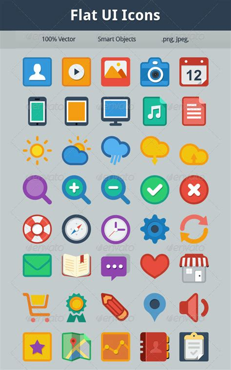 flat design icon download downloadable 110 free flat ui icons pack gallery for ui