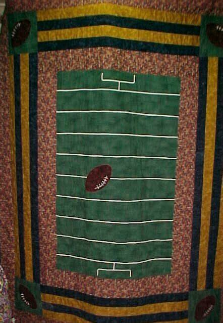 Football Quilts by 25 Best Ideas About Football Quilt On