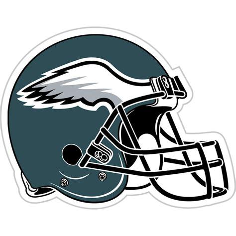 Detroit Lions Home Decor by Philadelphia Eagles Vinyl Magnet Set Helmet Logo