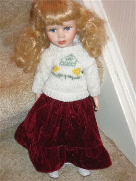 porcelain doll the classical collection the classical collection porcelain doll