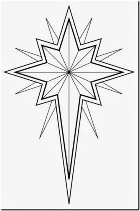 plantillas de estrellas de navidad para imprimir plantillas estrella navidad para imprimir