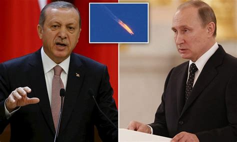 putin accuses turkey of backing isis after it downs turkey accuses russia of slander for saying they buy oil