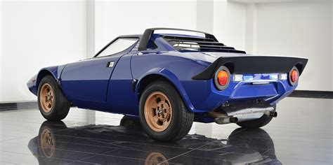 Lancia Stratos Sale Superb Lancia Stratos Spotted For Sale